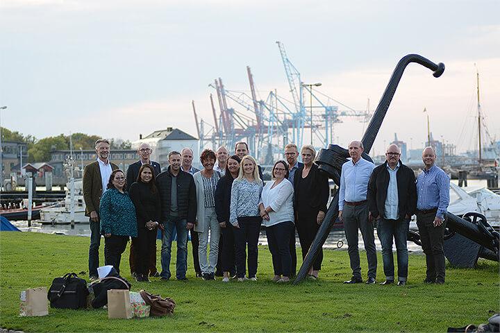 Net Club Meeting at Gothenburg, Sweden