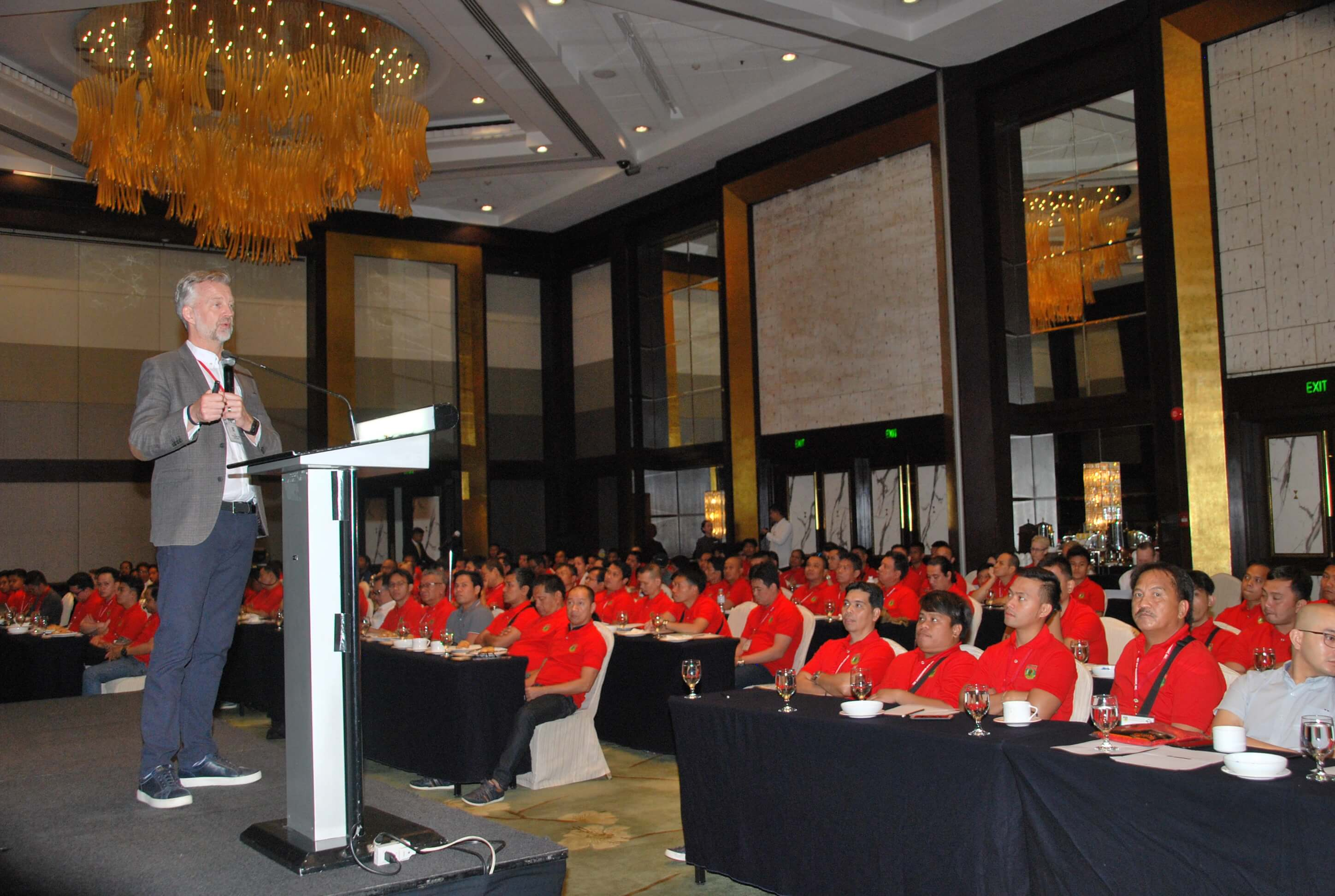 Officers & Crew Conference