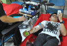 Red Cross Blood Letting Activity (January 2018)