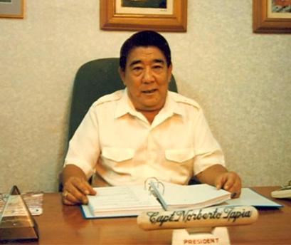Capt. Norberto E. Tapia