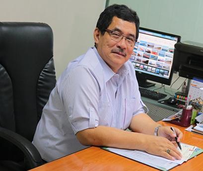 Capt. Ramon Y. Tapia