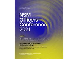 NSM's Officers' Conference 2021